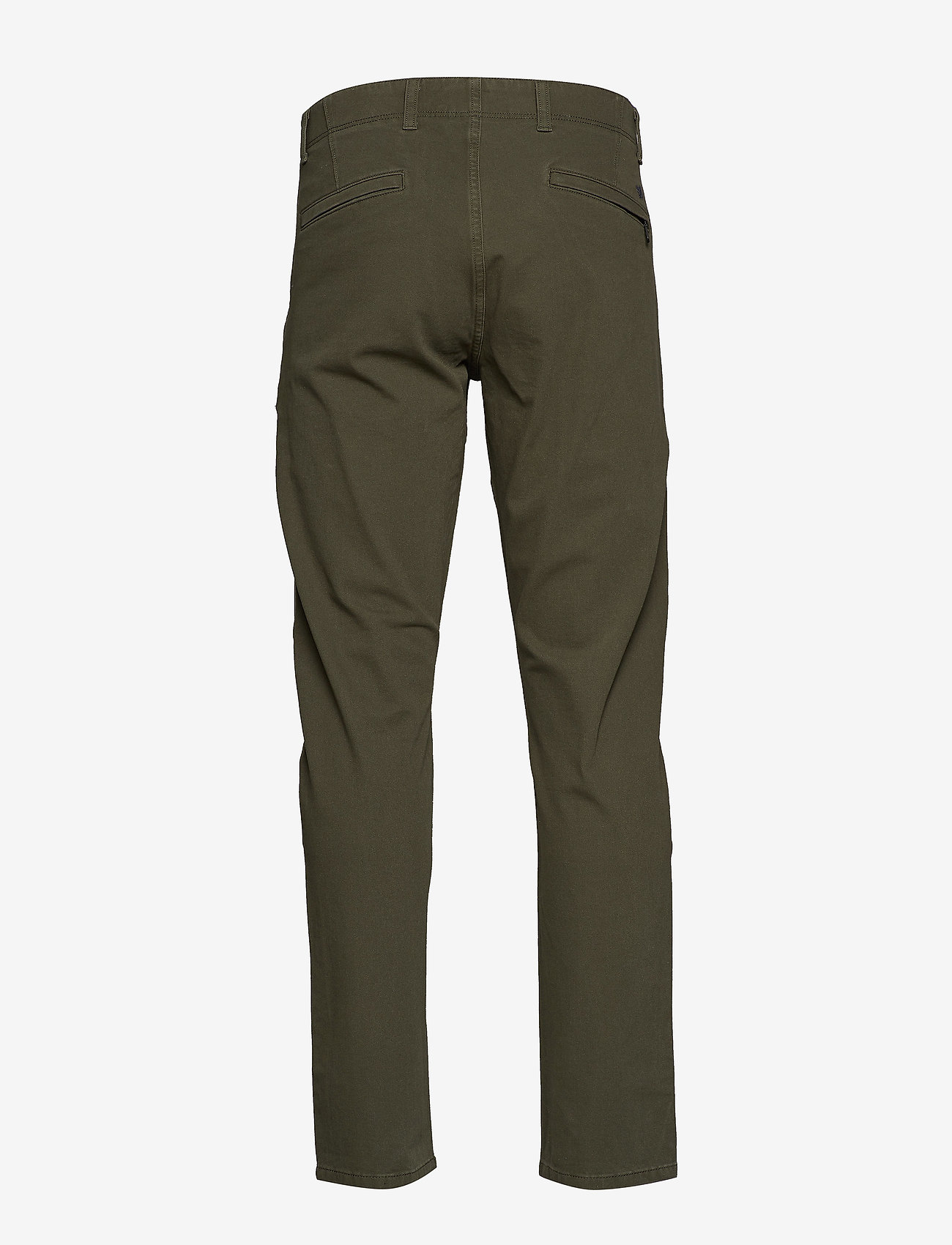 Dockers - ALPHA KHAKI 360 DOCKERS OLIVE - chinosy - greens - 1