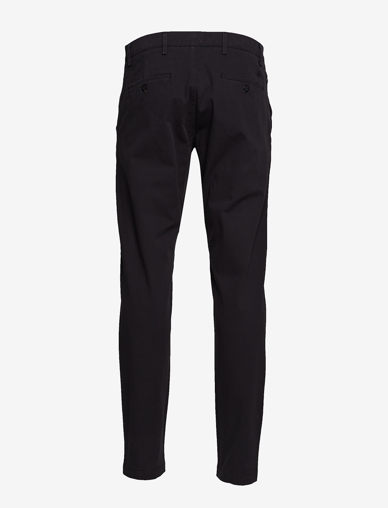 Dockers - SMART 360 CHINO TAPER BLACK - chinos - blacks - 1