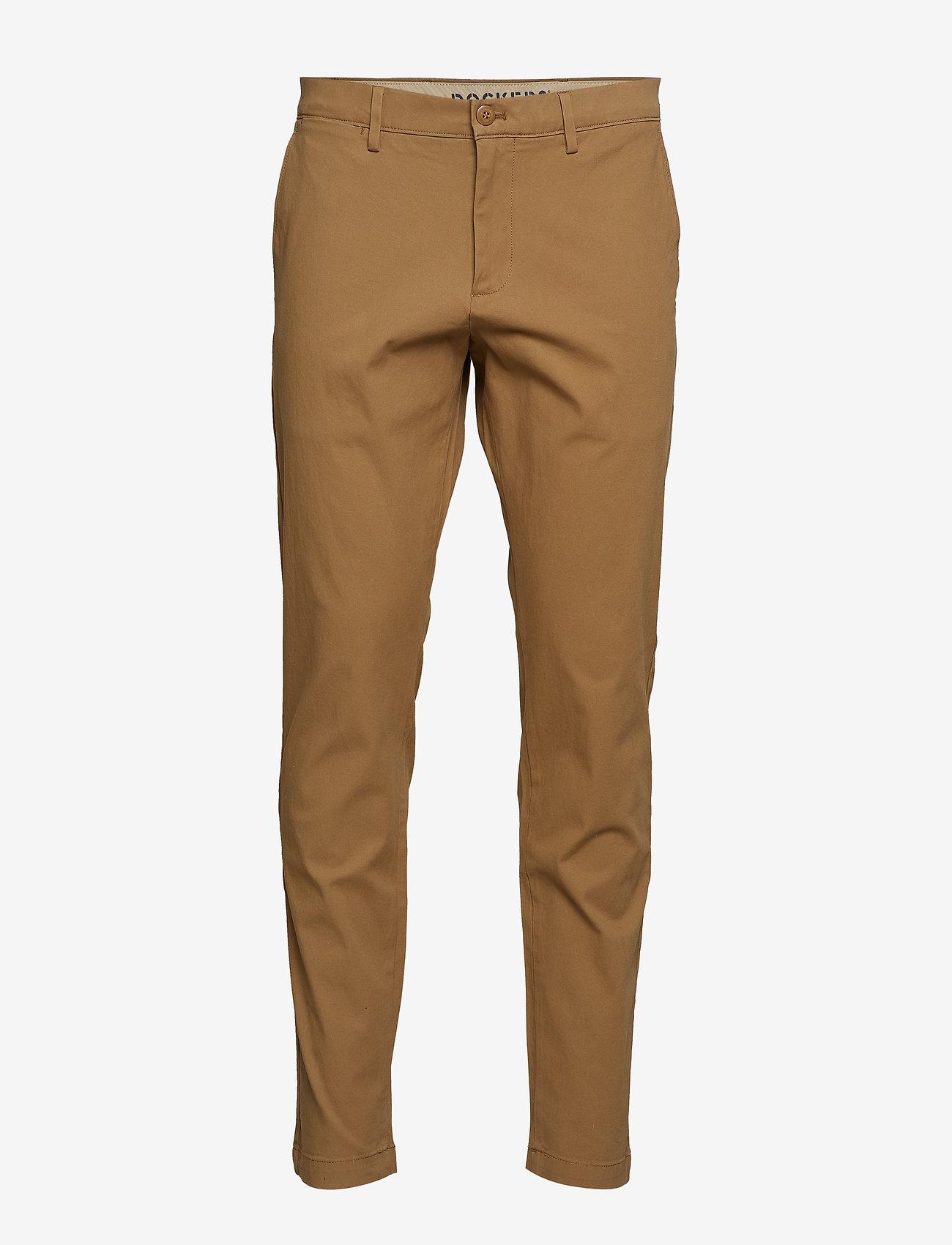 Dockers - SMART 360 CHINO TAPER ERMINE - pantalons chino - neutrals - 0