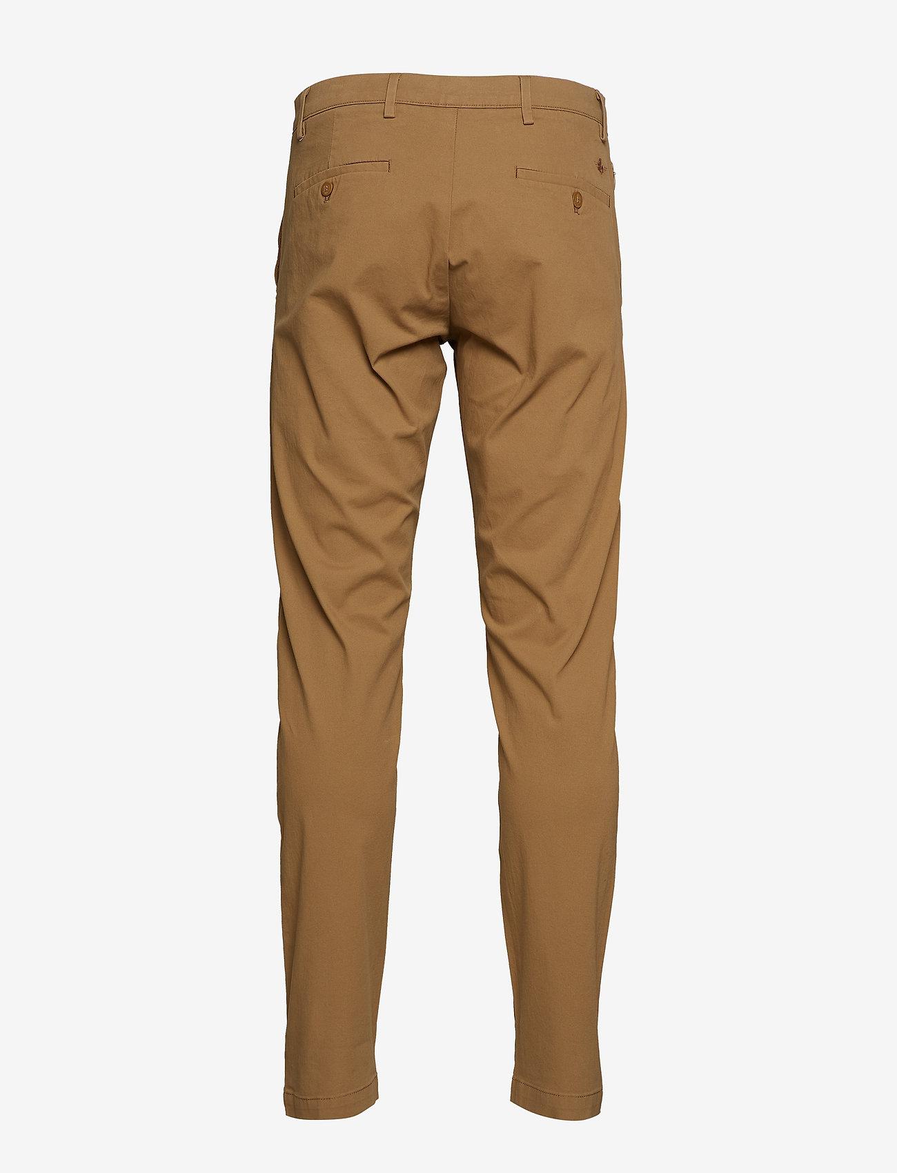 Dockers - SMART 360 CHINO TAPER ERMINE - pantalons chino - neutrals - 1