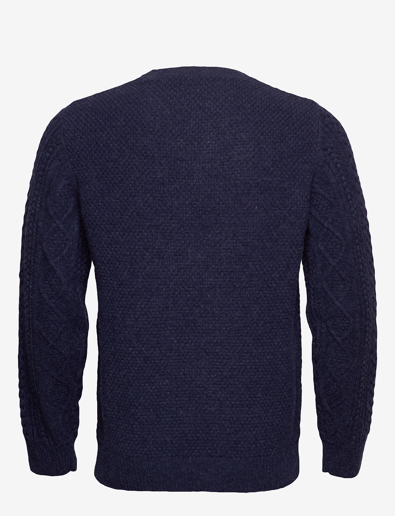 Alpha Allover Cable Crew Indig (Blues) - Dockers QMgur0
