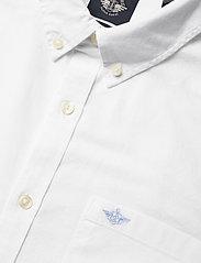 Dockers - OXFORD 2.0 PAPER WHITE - podstawowe koszulki - neutrals - 3