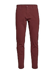ALPHA KHAKI 360 CHESTNUT RED - REDS