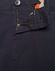 Dockers - SMART 360 CHINO TAPER DOCKERS - kostymbyxor - blues - 3