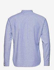 Dockers - OXFORD 2.0 OXFORD STRETCH OXFO - podstawowe koszulki - blues - 1