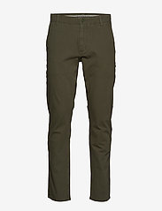 Dockers - ALPHA KHAKI 360 DOCKERS OLIVE - chinosy - greens - 0