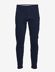 Dockers - ALPHA KHAKI 360 SKINNY PEMBROK - chinos - blues - 0