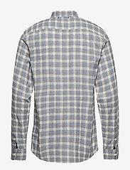 Dockers - SF ALPHA ICON SHIRT BROYLES IC - koszule w kratkę - blues - 1