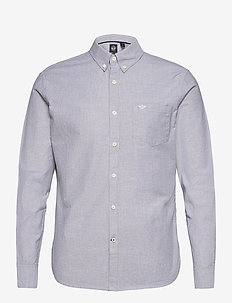 OXFORD 2.0 OXFORD STRETCH OXFO - basic overhemden - greys