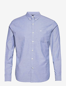 OXFORD 2.0 OXFORD STRETCH OXFO - basic overhemden - blues