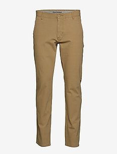 ALPHA KHAKI 360 NEW BRITISH KH - chino's - neutrals