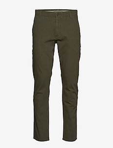 ALPHA KHAKI 360 DOCKERS OLIVE - chino's - greens