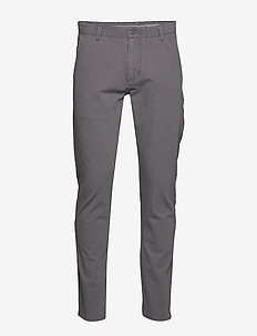ALPHA KHAKI 360 BURMA GREY + - pantalons chino - greys