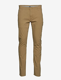ALPHA KHAKI 360 SKINNY NEW BRI - chino's - neutrals