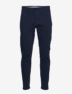 ALPHA KHAKI 360 SKINNY PEMBROK - chino's - blues