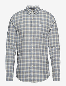 SF ALPHA ICON SHIRT BROYLES IC - BLUES