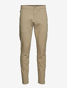 SMART 360 CHINO DOCKERS KHAKI - formele broeken - neutrals