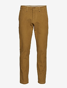 SMART 360 CHINO DULL GOLD CORD - YELLOWS/ORANGES