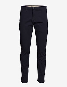 SMART 360 CHINO DOCKERS NAVY + - pantalons chino - blues