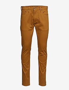 SUPREME FLEX JC SLIM DARK GING - pantalons chino - neutrals