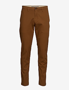 SMART 360 CHINO TAPER DACHSHUN - NEUTRALS