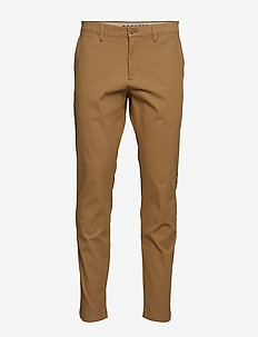 SMART 360 CHINO TAPER ERMINE - chinos - neutrals