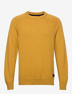 ALPHA WHISTLEPATCH CREW SM1107 - basic strik - yellows/oranges