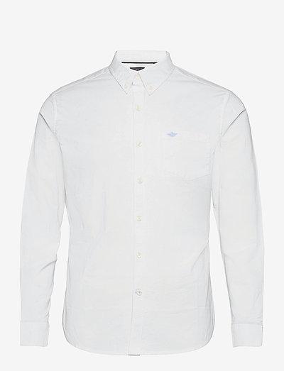 OXFORD 2.0 PAPER WHITE - basic skjorter - neutrals