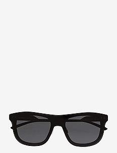 Not Defined - okulary przeciwsłoneczne w kształcie litery d - black