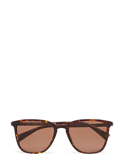 Not Defined Wayfarer Sonnenbrille Braun DOLCE & GABBANA SUNGLASSES