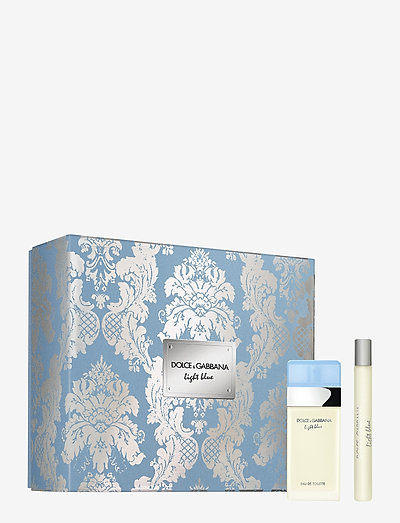 LIGHT BLUE LB EDT 25/EDT 10ML - parfymesett - no color