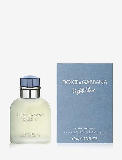 LIGHT BLUE POUR HOMME - eau de toilette - no color