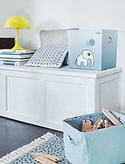 Done by Deer - Soft storage doublesided Contour - przechowywanie - blue - 1