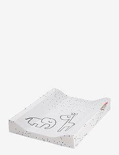 Changing pad Dreamy dots - changing mats - white