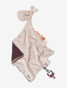 Comfort blanket Raffi - couvertures câlins - powder