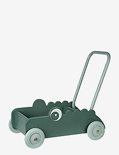 Walker Croco - przechowywanie - green