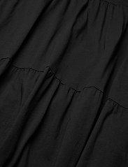 Dorothee Schumacher - CASUAL STATEMENT dress 3/4 sleeve - maxi dresses - pure black - 3