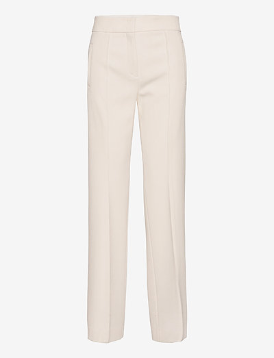 SOPHISTICATED PERFECTION pants - hosen - canvas white