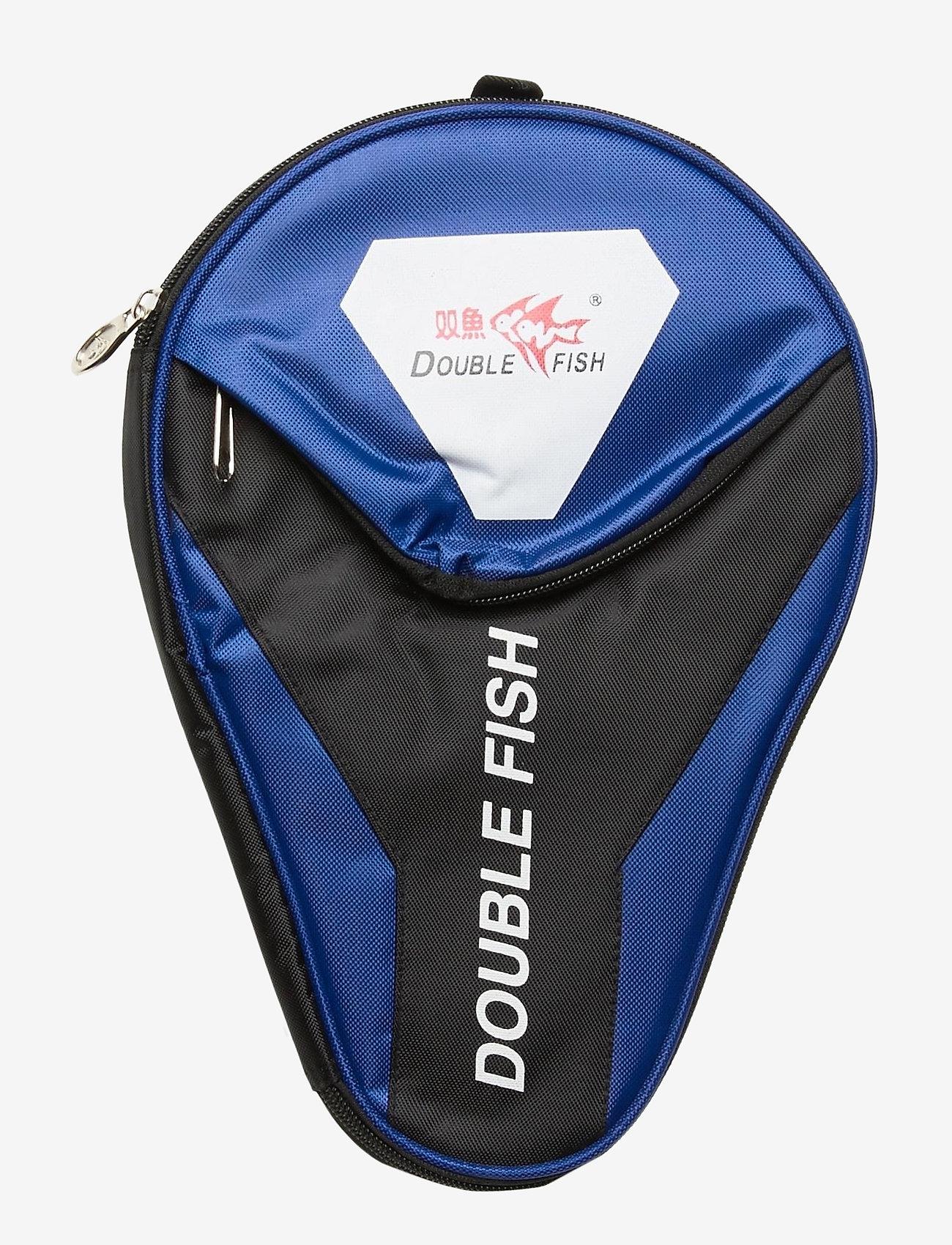 Double Fish - Table Tennis Bag - sacs de sports de raquette - 2007 skydiver - 0