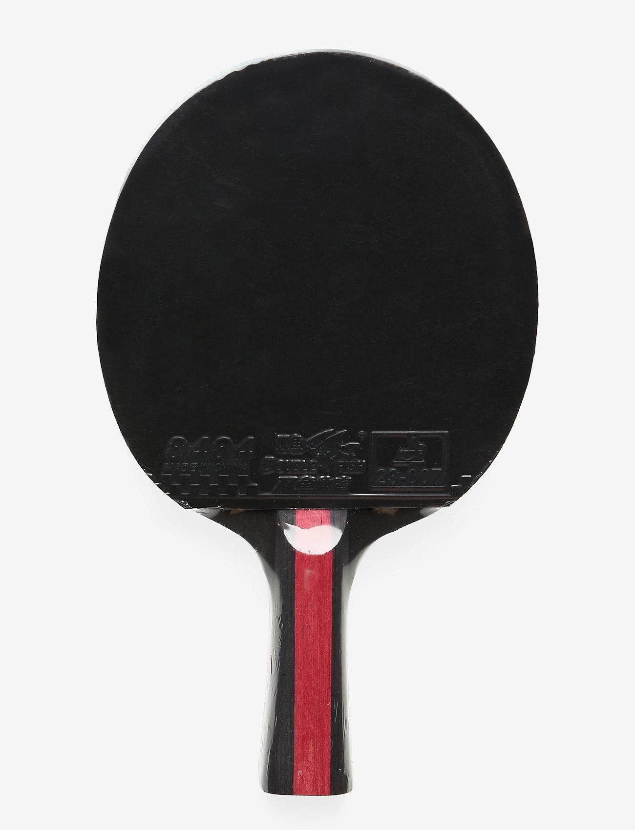 Double Fish - CK-205 Table Tennis Racket - tafeltennis rackets - 1001 black - 1