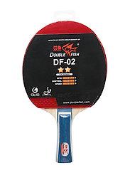 DF-02 Table Tennis Racket - 2033 MYKONOS BLUE