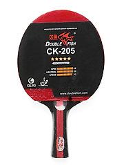 CK-205 Table Tennis Racket - 1001 BLACK