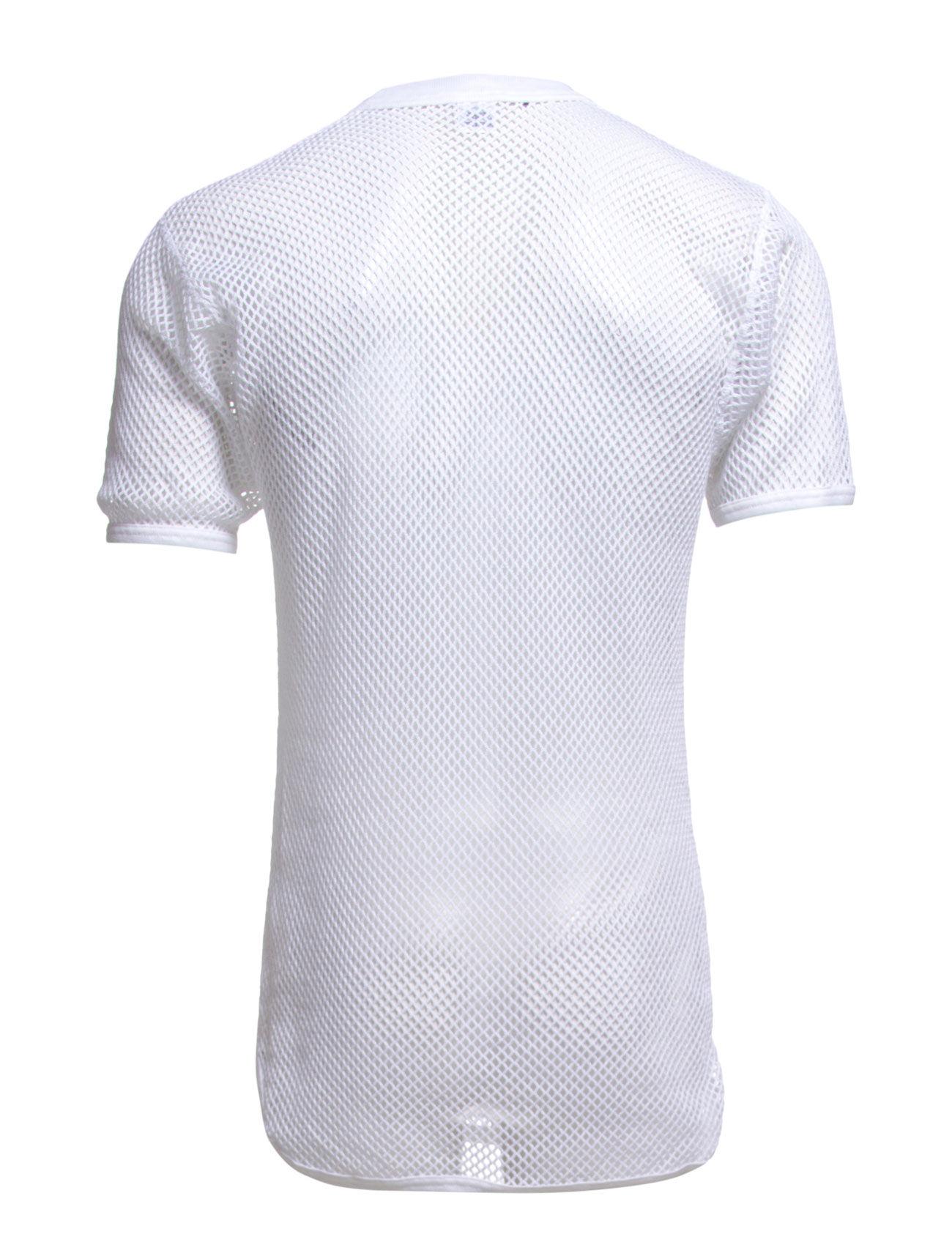 Dovre - T-shirts 1/4 ærme Helse - t-krekli ar īsām piedurknēm - hvid - 1