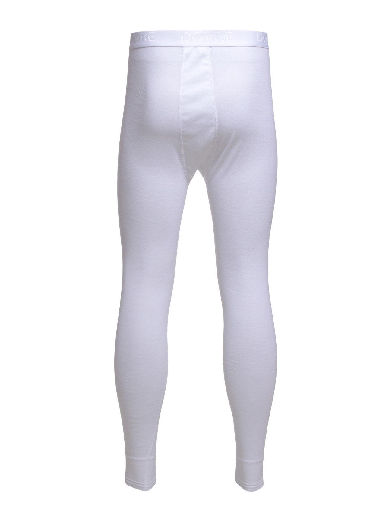 Dovre - Benklæde m/lang ben og gylp - iekšējais slānis – apakšējais apģērbs - white - 1