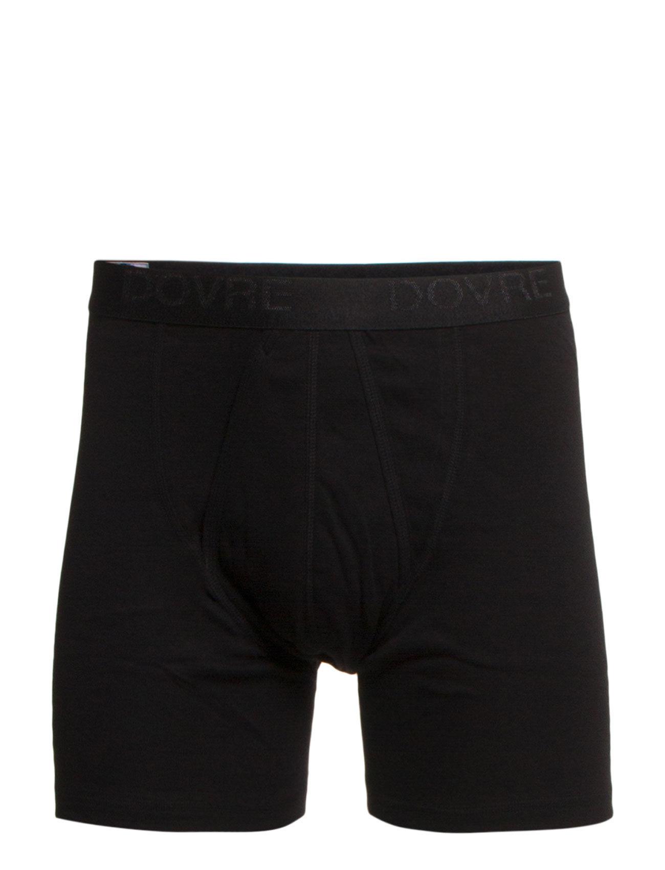 Dovre Benklæde m/kort ben og gylp - BLACK