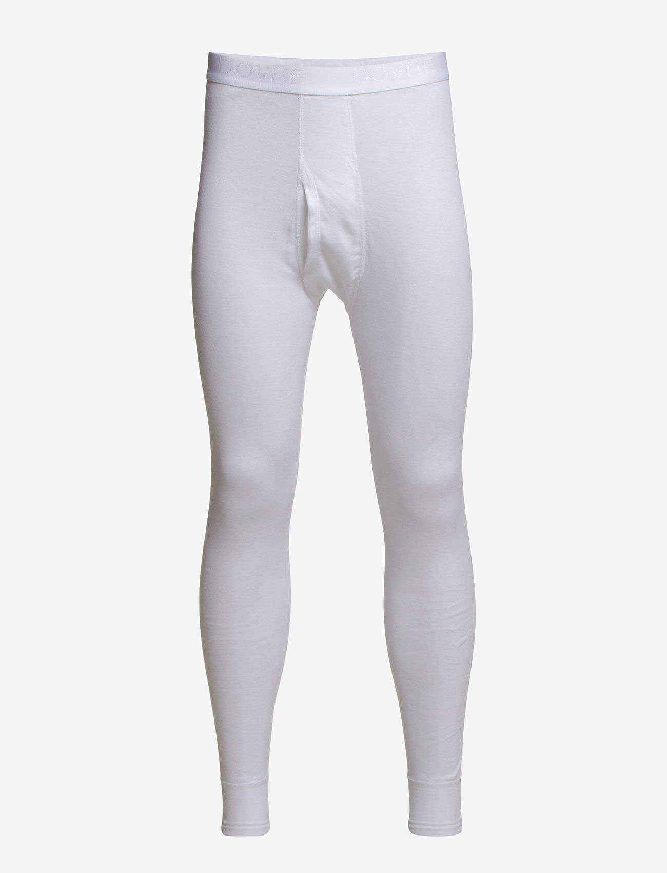 Dovre - Benklæde m/lang ben og gylp - base layer bottoms - white - 1