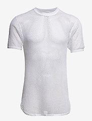 Dovre - T-shirts 1/4 ærme Helse - t-krekli ar īsām piedurknēm - hvid - 0
