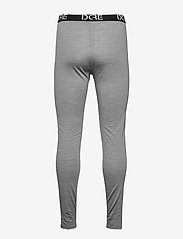 Dovre - Longlegs 100% wool - base layer bottoms - ljusgrå me - 1
