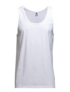 Sportstrøje - topit - hvid