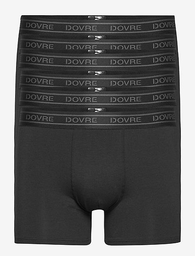 DOVRE 6-pack tights bamboo - boxers - svart